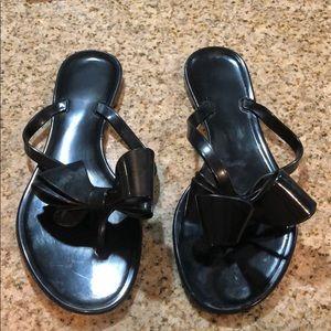 Adorable ribbon sandals